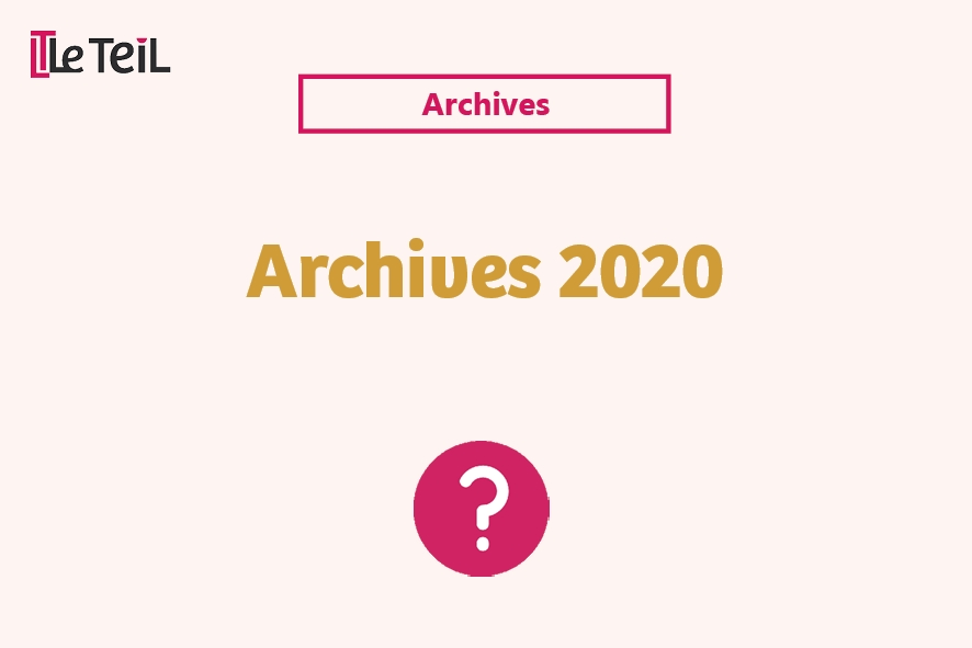 Archives 2020