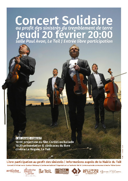 Concert Solidaire - DEBUSSY